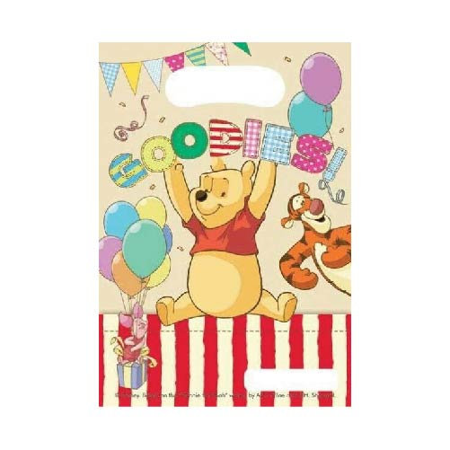 Procos Bag Party 6 Winne the Pooh