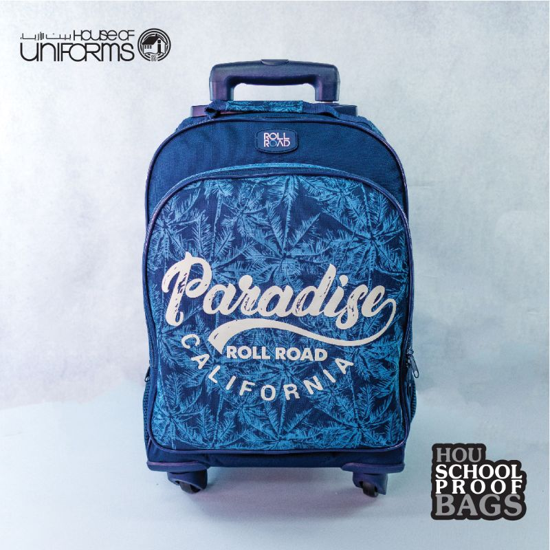 Roll Road  Trolley Backpack – PALM