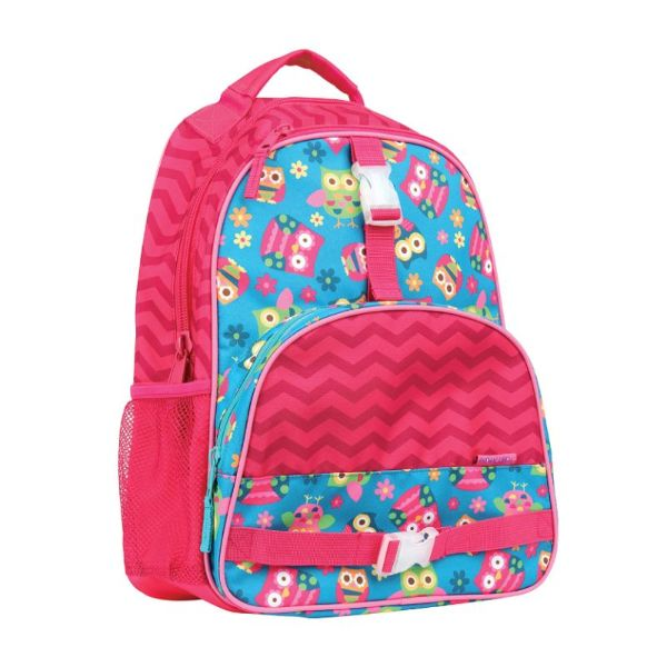 All Over Print BackPack Owl